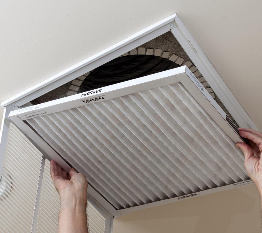 Indoor Air Quality Maintenance