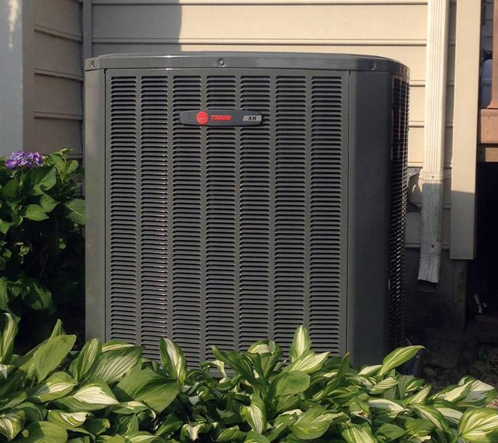 Professional HVAC Services - Air Conditioner Installation