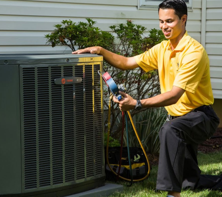 Gold Star Heating & Air Conditioning Service