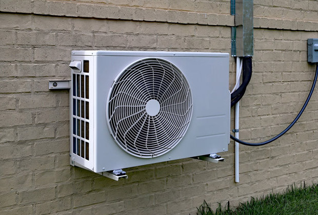 Air Conditioning Installation - Ductless AC