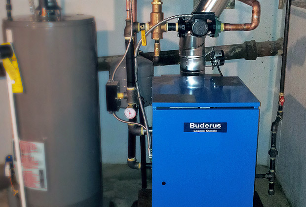 Boiler Heating Services